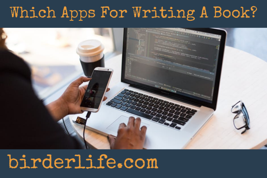 Which-Apps-For-Writing-A-Book
