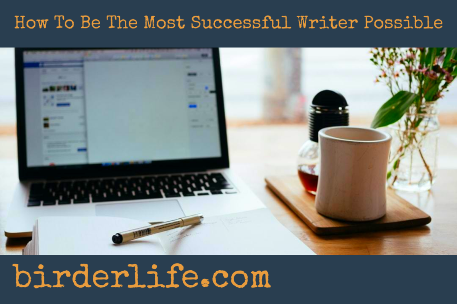 How-To-Be-The-Most-Successful-Writer-Possible