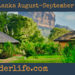 Sri Lanka August-September 2017